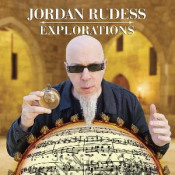 Explorations by RUDESS, JORDAN album cover