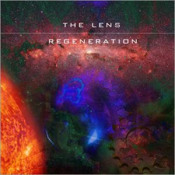 Regeneration by LENS, THE album cover