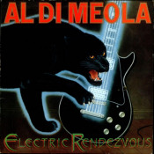 Electric Rendezvous by DI MEOLA, AL album cover
