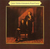 ELI (with Kaz Lux) by AKKERMAN, JAN album cover
