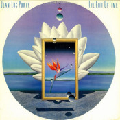 The Gift Of Time by PONTY, JEAN-LUC  album cover