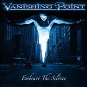 Embrace The Silence by VANISHING POINT album cover