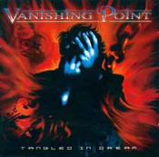Tangled In Dream by VANISHING POINT album cover