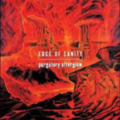 Purgatory Afterglow by EDGE OF SANITY album cover