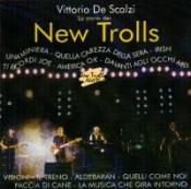 La Storia Dei New Trolls by VITTORIO DE SCALZI - LA STORIA DEI NEW TROLLS album cover