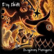 Imaginary Menagerie  by DAY SHIFT album cover