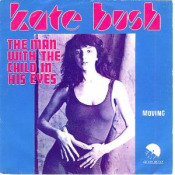 The Man With The Child In His Eyes by BUSH, KATE album cover