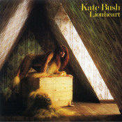 Lionheart by BUSH, KATE album cover