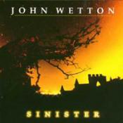 Sinister by WETTON, JOHN album cover