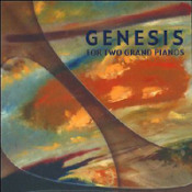 Genesis For Two Grand Pianos Vol. 1 by GUDDAL (YNGVE) & MATTE (ROGER T.) album cover