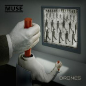 Drones by MUSE album cover