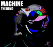 Machine - The Demo by CRACK THE SKY album cover
