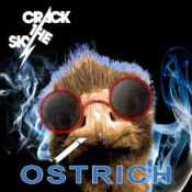 Ostrich by CRACK THE SKY album cover