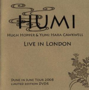 Live in London (with Yumi Hara Cawkwell) by HOPPER, HUGH album cover