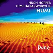 Hugh Hopper & Yumi Hara Cawkwell: Dune by HOPPER, HUGH album cover