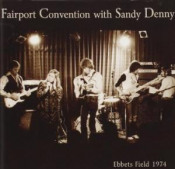 Ebbets Feild 1974 by FAIRPORT CONVENTION album cover