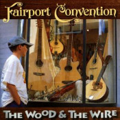 The Wood And The Wire by FAIRPORT CONVENTION album cover