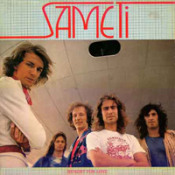 Hungry For Love by SAMETI album cover