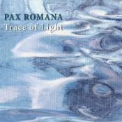 Trace Of Light by PAX ROMANA album cover