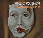 9 Gennaio 1972 by PROCESSION album cover