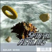 Solar Wind by SPIRAL REALMS album cover