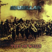 Test Of Wills  by MAGELLAN album cover