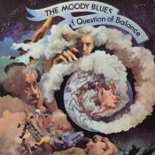 A Question Of Balance by MOODY BLUES, THE album cover
