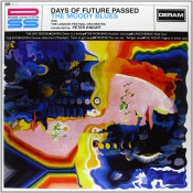 Days Of Future Passed by MOODY BLUES, THE album cover