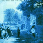 Long Distance Voyager by MOODY BLUES, THE album cover