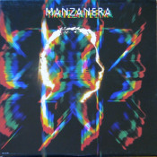 K-scope by MANZANERA, PHIL album cover