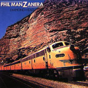 Diamond Head by MANZANERA, PHIL album cover