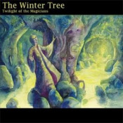 Twilight of the Magicians by MAGUS (THE WINTER TREE) album cover