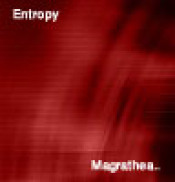 Entropy by MAGRATHEA album cover
