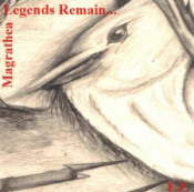 Legends Remain by MAGRATHEA album cover