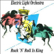 Rock 'n' Roll Is King / After All by ELECTRIC LIGHT ORCHESTRA album cover