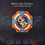A New World Record by ELECTRIC LIGHT ORCHESTRA album cover