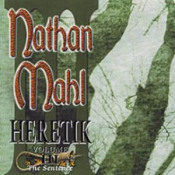 Heretik Volume III: The Sentence by NATHAN MAHL album cover