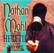 Heretik Volume II: The Trial by NATHAN MAHL album cover