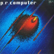 P.R. Computer by PANTA RHEI album cover