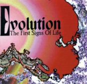 The First Signs Of Life by EVOLUTION album cover