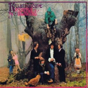 Faintly Blowing by KALEIDOSCOPE / FAIRFIELD PARLOUR album cover
