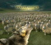A Broken Truce by VIOLENT SILENCE album cover