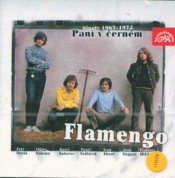Paní v cerném (Singles 1967 - 1972) by FLAMENGO album cover