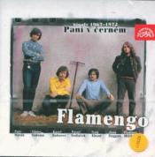 Paní v cerném (Singles 1967 - 1972) by FLAMENGO album cover