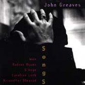 Songs by GREAVES, JOHN album cover