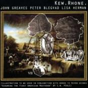 Kew Rhone by GREAVES, JOHN album cover