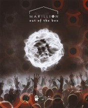Out Of The Box by MARILLION album cover