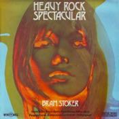 Heavy Rock Spectacular by BRAM STOKER album cover