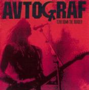Tear Down the Border  by AUTOGRAPH (AVTOGRAF) album cover