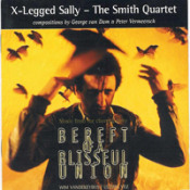 Bereft Of A Blissful Union  by X-LEGGED SALLY album cover